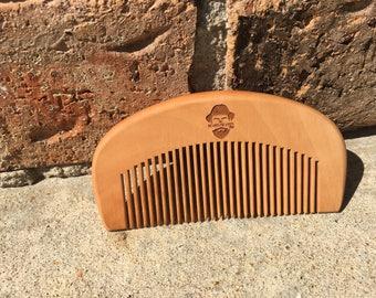 Beard Wooden Comb