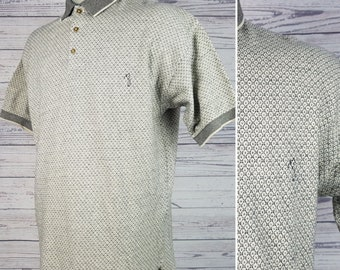 Vintage Van Heusen Valentine's Pajamas, Men's, Shirt and Pants, Excellent Condition, Heart Pajamas