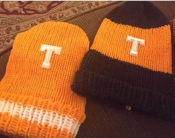Tennessee hats in your choice of colors