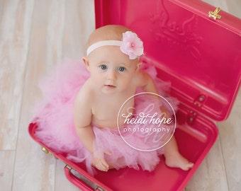 Pink Baby Tutu | Pink Cake Smash Tutus