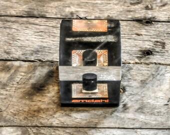 Vintage Amdahl computer chip