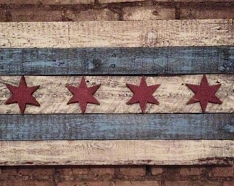 Chicago Flag - Limited Edition