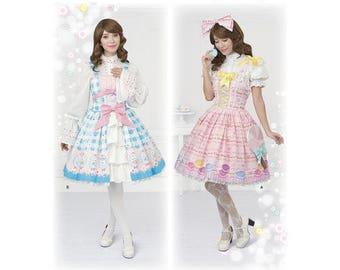 Simplicity Pattern 8444 Misses' Lolita Costume