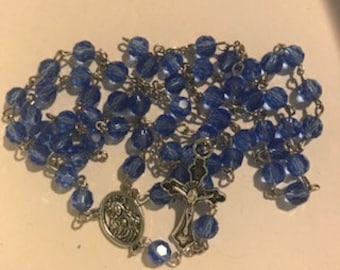 Rosary September Birthstone