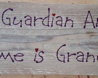 Words on Wood -  signs with Heartwarming sayings