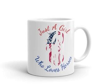 Horse Mug For Your Tea or Coffee