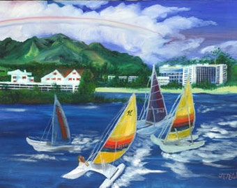 Blue Waters, Colorful Sails & Fun 05