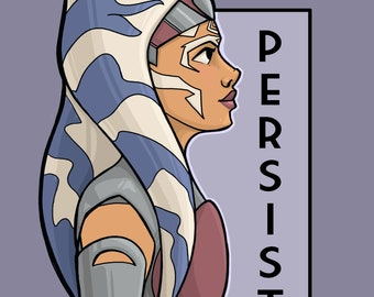 Persist- She Series Small Print (Item 03-432-AA)