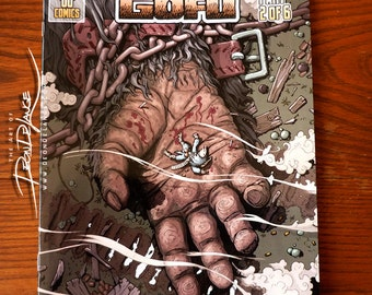 Gofu Part 2 of 6 | Self-published Comic Book | Sci-fi/Fantasy