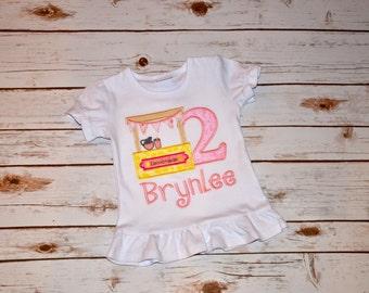 Lemonade Stand Birthday Shirt