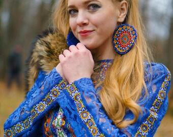 The sun of the Russian sky (dress)