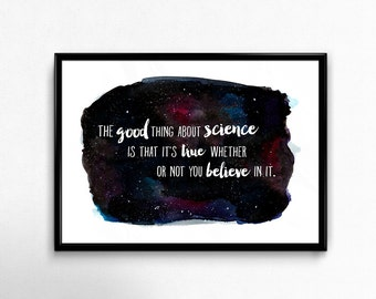 Science Neil Degrasse Tyson