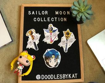 Sailor Mercury Bundle // Sailor Moon Collection