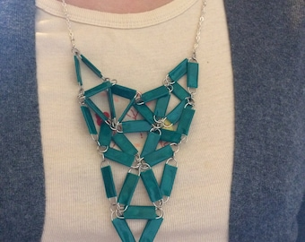 duct tape instructables craft necklace