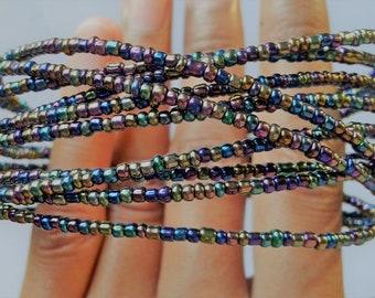 Multi-coloured Multi-strand Banglet