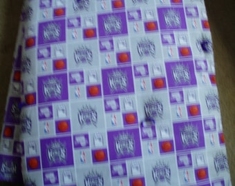Sacramento Kings Quilt/Throw Blanket