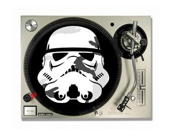 Stormtrooper DJ Slipmats / Turntable Slip Mats X 2 - Technics - Stanton