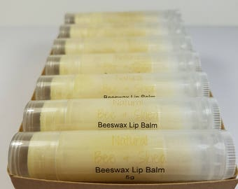 Bee & Shea Lip Balm,Beeswax Lip Butter,Natural Lip Chap,Party Favor,Wedding Favours,Handmade,Luxurious skincare,green beauty,minimilist