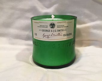 Glenlivet 12 Year Pine Scented Candle