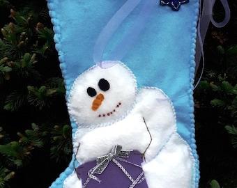 Hannukah stocking