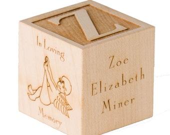 Baby Memorial Gift Baby Dedication Gift Baby Loss Gift Stillborn Gift Born Sleeping Infant Loss Angel Baby Angel Gift Bereavement Gift