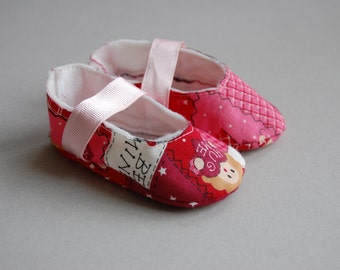 Lovable Baby Booties - xs Ready to ship