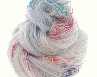 Sock Yarn base and Australis DK,  Hand Dyed Yarn,  Hand dyed, Superwash Merino, TO BE