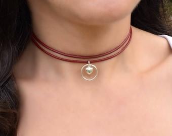 BDSM Day Collar, BDSM Collar, Discreet Day Collar, Submissive Collar, Slave Collar, Submissive Jewelry, BDSM Necklace, bdsm Jewelry