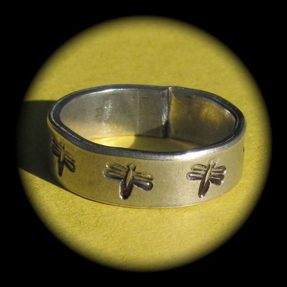 """12 - Cut to Fit 14 Gauge Ring Blanks 3"""" - Pure Aluminum - Choose your width - Qty 12"""