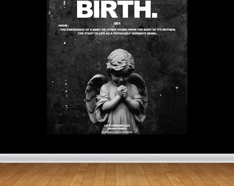 BIRTH [001] - 'Life Chronicles' Print