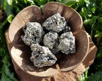 Pyrite - Rough, Raw, Natural Pyrite - Fool's Gold