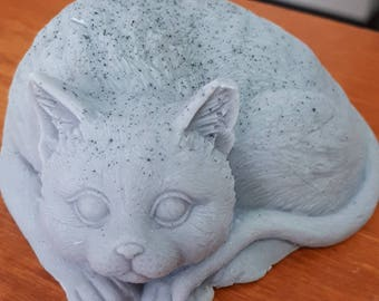 SOAP with Lavender grey cat
