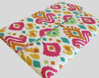 Microsoft Surface Case, Surface Book Case, Surface Sleeve, Surface Cover, Surface Pro 2 3 4 RT Case Ikat Style