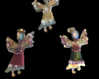 Liztech Angel Tack Pin! Handmade!