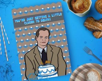 Frasier - Birthday Card - Pop Culture Card,