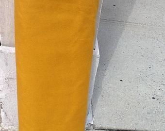 "Mustard 48 Felt 72"" wide per yard"