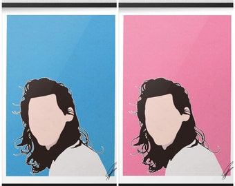 Harry Styles INSPIRED Print / Poster