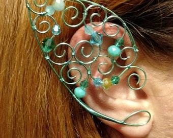 Siren Song Elf Ears - Copper Wire