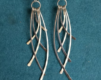 Sterling Dangle Earrings