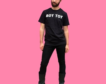 BOY TOY T-Shirt - S/M/L/XL - Choose Your Size