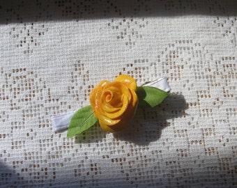 Handmade Flower Barrette