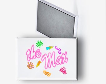 Saved By The Bell The Max Refrigerator Magnet 2x3