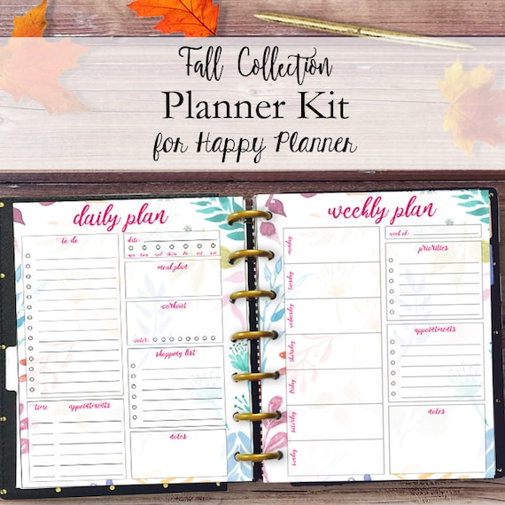 Intrepid image in free happy planner inserts