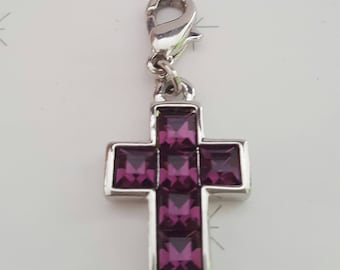 Authentic KENNETH JAY LANE Cross Charm