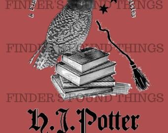 Harry Potter Shop Poster Digital Download