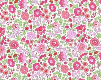 Tana lawn fabric from Liberty of  London, Danjo or D'Anjo