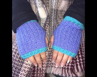 Hand made mitts