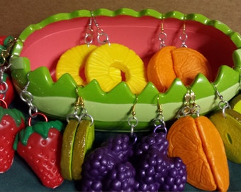 Fruit&Veg Earrings
