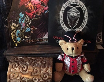 Bane bear (Dark-Hunters®/Deadman's Cross)