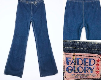 70s Bellbottoms / Flares | Faded Glory Beauties